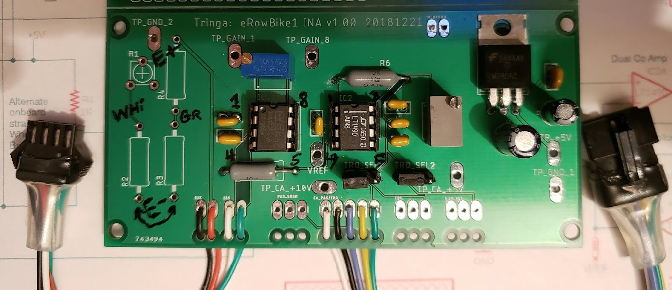 image of INA populated board v1.00
